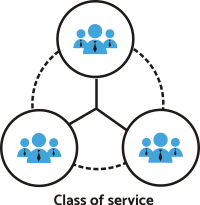 Class of Service (COS)